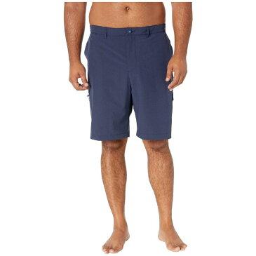 トミー バハマ Tommy Bahama Big & Tall メンズ ショートパンツ 大きいサイズ ボトムス・パンツ【Big & Tall Cayman Isles Cargo】Ocean Deep