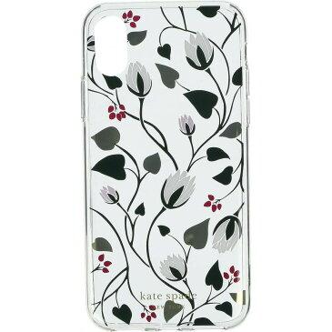 ケイト スペード Kate Spade New York レディース iPhone (X)ケース 【Deco Bloom Clear Phone Case for iPhone XS】Clear Multi