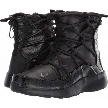 ナイキ Nike レディース ブーツ シューズ・靴【Tanjun High-Rise】Black/Anthracite/Black