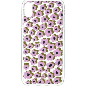 ケイト スペード Kate Spade New York レディース iPhone (X)ケース 【Jeweled Flair Flora Phone Case for iPhone XS Max】Orchid Multi