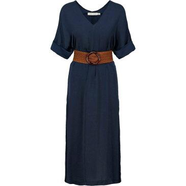 ビショップアンドヤング Bishop + Young レディース ワンピース ワンピース・ドレス【Balinese Belted Dress】Navy