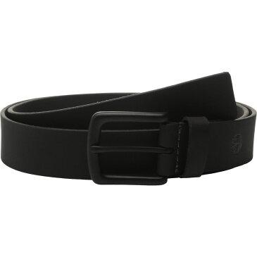 ティンバーランド Timberland メンズ ベルト 【38mm Pull Up Belt】Black