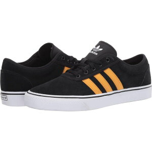 アディダス adidas Skateboarding レディース スニーカー シューズ・靴【Adi-Ease】Core Black/Tactile Yellow F17/Footwear White