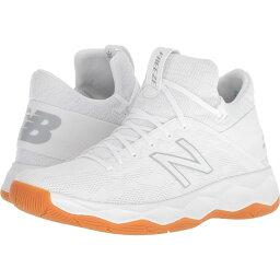 ニューバランス New Balance メンズ ラクロス シューズ・靴【FREEZBv2 Lacrosse】White/Grey