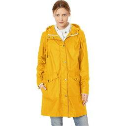 リーバイス Levi's レディース レインコート アウター【Rubberized PU Fishtail Rain Parka】Yellow