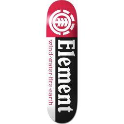 エレメント Element メンズ スケートボード デッキ ボード・板【Section Skateboard Deck】