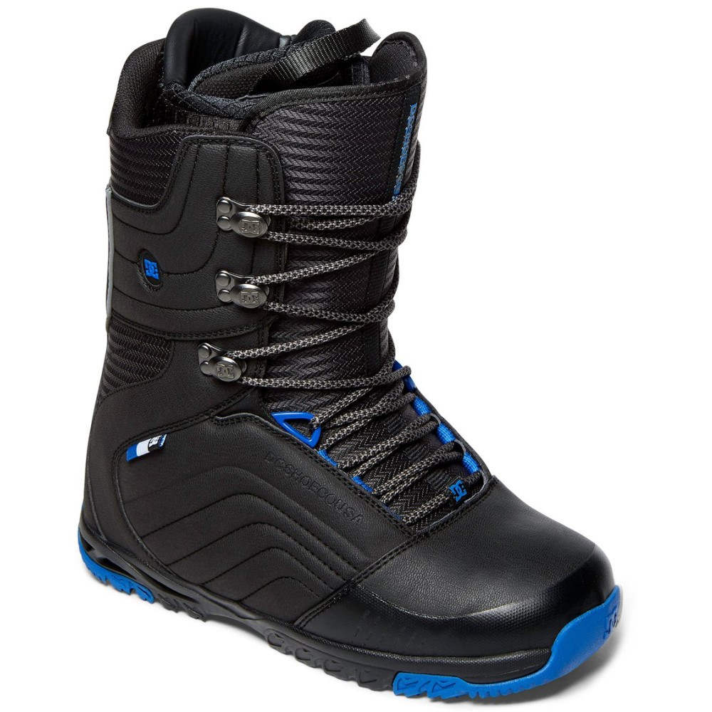 Size 10 Black thirtytwo Lo-Cut 16 Boots