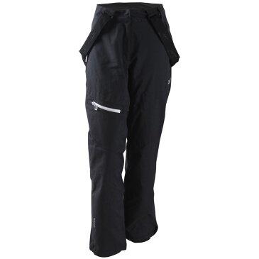2117オブ スウェーデン レディース スキー・スノーボード ボトムス・パンツ【Stakke Snowboard/Ski Pants】Black/ Old Pink/ White Zip