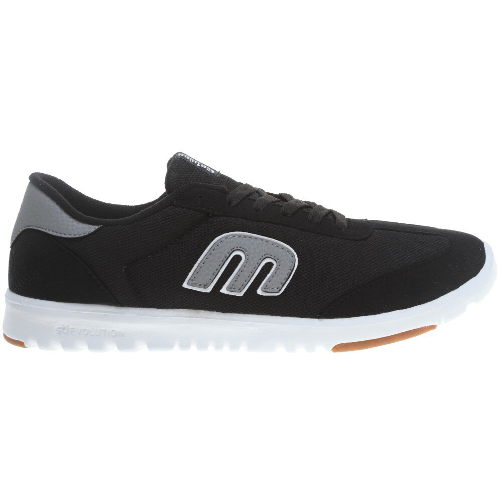 172248401375a エトニーズ メンズ シューズ·靴 スニーカー【Lo-Cut SC Skate Shoes】Black/ Grey/ White エトニーズ メンズ  シューズ·靴 スニーカー 【サイズ交換無料】