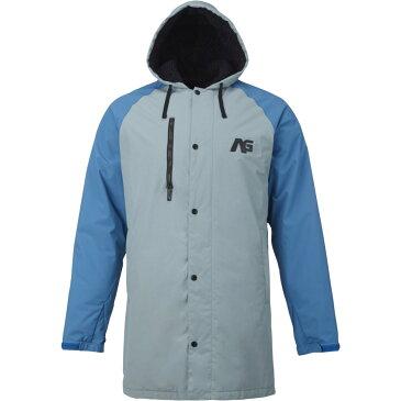 アナログ メンズ スキー・スノーボード アウター【Stadium Parka Snowboard Jacket】Led/ Sky Blue