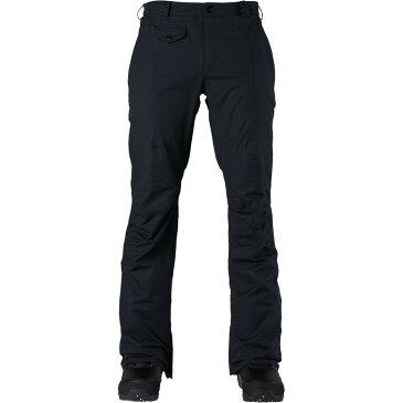アナログ メンズ スキー・スノーボード ボトムス・パンツ【SYD Slim Chino Snowboard Pants】Black