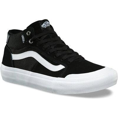 de605271eae1f4 ヴァンズ Vans メンズ スケートボード シューズ·靴 Style 112 Mid Pro ...