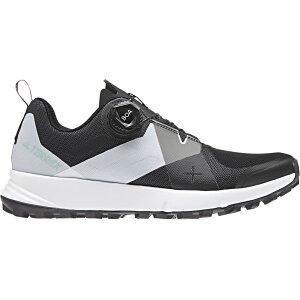 アディダス Adidas レディース ハイキング・登山 シューズ・靴【Terrex Two BOA Shoes】Black/Clear/White