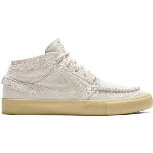 ナイキ Nike メンズ スケートボード シューズ・靴【SB Zoom Janoski Mid Crafted Skate Shoes】Light Cream/Light Cream/Golden Beige
