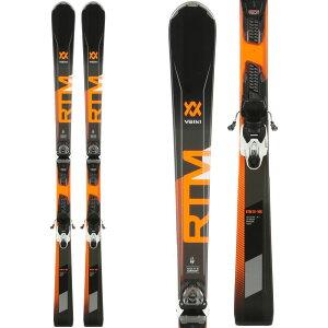 フォルクル Volkl メンズ スキー・スノーボード ボード・板【RTM 76 Skis w/ V-Motion 10 GW Bindings】