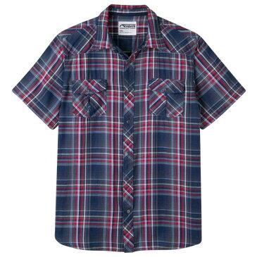 マウンテンカーキス Mountain Khakis メンズ トップス【Rodeo Shirt】Midnight Blue