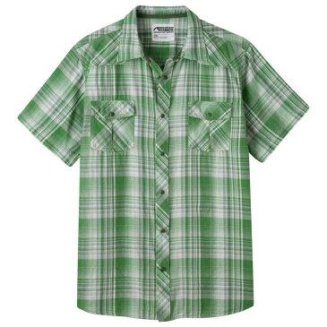 マウンテンカーキス Mountain Khakis メンズ トップス【Rodeo Shirt】Wild Grass