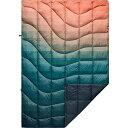 ルンプル Rumpl ユニセックス 雑貨 ブランケット【Nanoloft(TM) Puffy Blanket - Patina Pixel Fade】Patina Pixel Fade