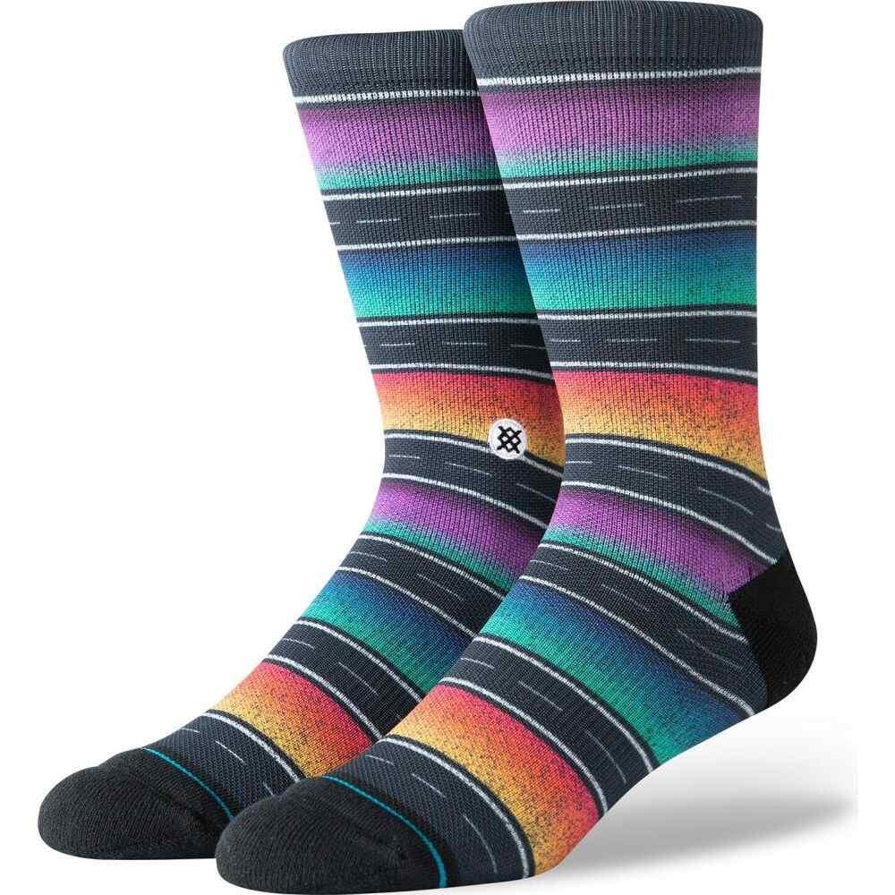 靴下・レッグウェア, 靴下  Stance Sierras SocksBlack