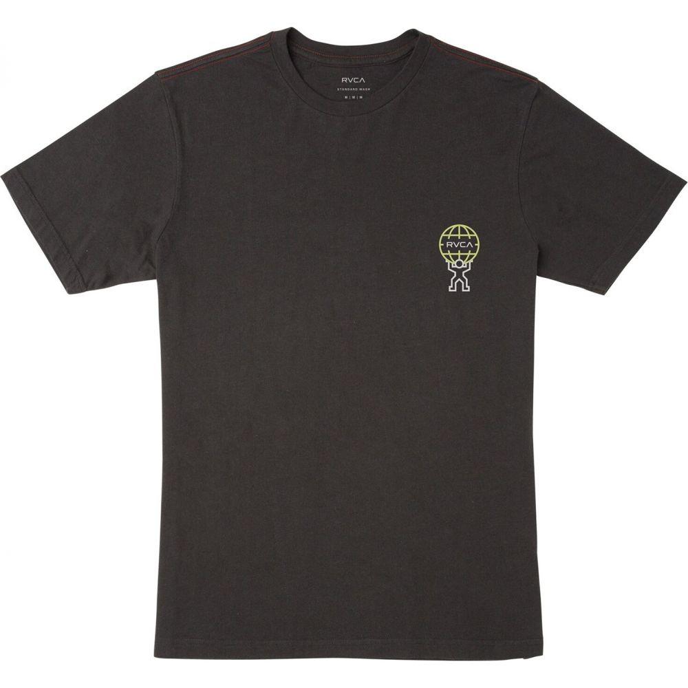 トップス, Tシャツ・カットソー  RVCA T Atlast T-ShirtPirate Black