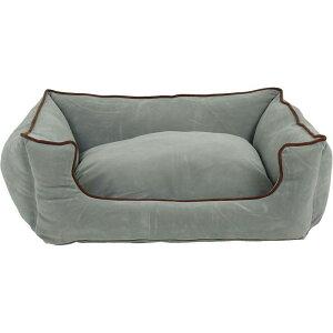 Carolina Pet Company キャロライナペット ペットグッズ 犬用品 ベッド・マット・カバー ベッド【Microfiber Low Profile Kuddle Lounge】Seafoam