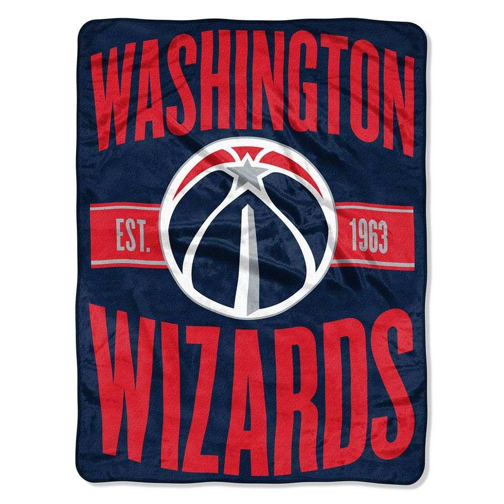 バッグ・小物・ブランド雑貨, その他  Northwest Washington Wizards Plush BlanketNavy