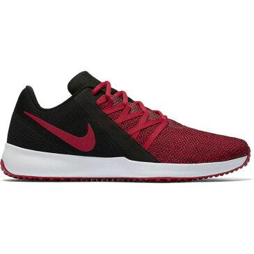 ナイキ Nike メンズ フィットネス・トレーニング シューズ・靴【Varsity Compete Trainer Training Shoe】Black/Red