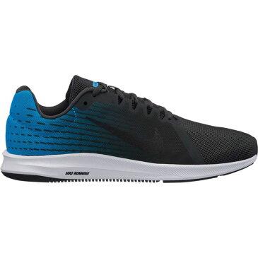 ナイキ Nike メンズ ランニング・ウォーキング シューズ・靴【Downshifter 8 Running Shoe】Black/Blue