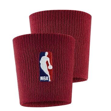 ナイキ Nike ユニセックス ファッション小物【NBA On Court Wristband】Scarlet