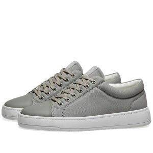 ETQ ETQ. Amsterdam メンズ シューズ・靴 スニーカー【ETQ. Low Top 1 Kurashiki Canvas Sneaker】Ash