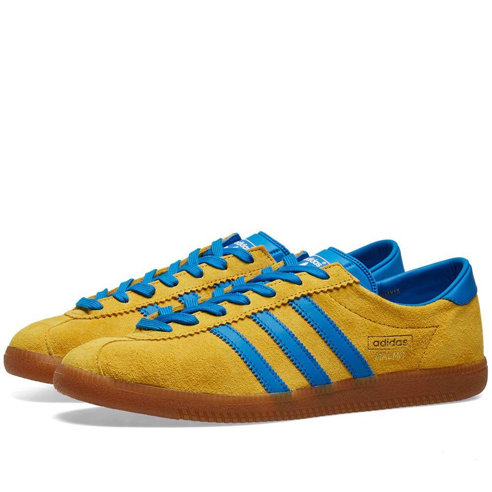 メンズ靴, スニーカー  Adidas MalmoGoldBluebird