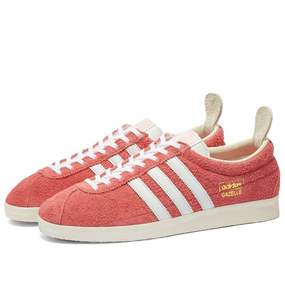 メンズ靴, スニーカー  Adidas Gazelle VintagePinkWhite
