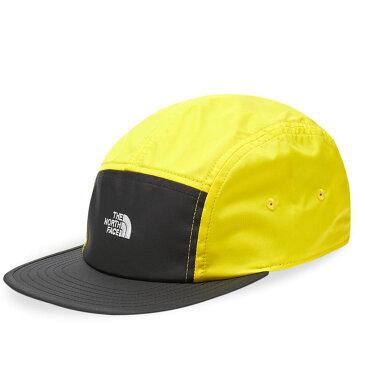 ザ ノースフェイス The North Face メンズ キャップ 帽子【Eu Street Five Panel】TNF Lemon