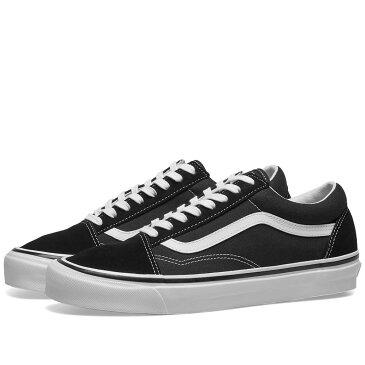 ヴァンズ Vans メンズ スニーカー シューズ・靴【ua old skool 36 dx】Black/True White