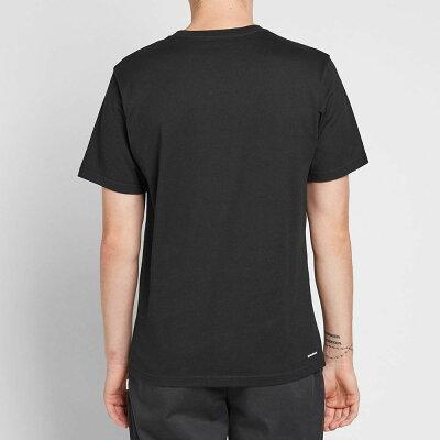 エフシーレアルブリストルF.C.RealBristolメンズトップスTシャツ【EmblemTee】Black