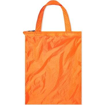 ノースプロジェクト Norse Projects メンズ トートバッグ バッグ【Packable Tote Bag】Oxide Orange