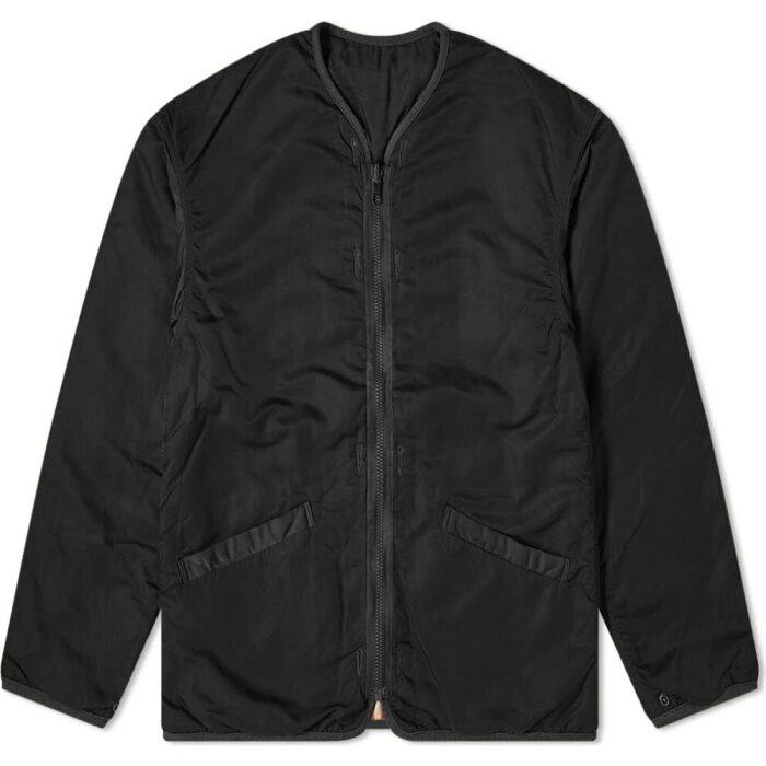 ビズビム Visvim メンズ ジャケット アウター【Iris Jacket】Black