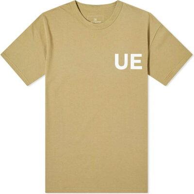 大人メンズにおすすめのベージュTシャツ