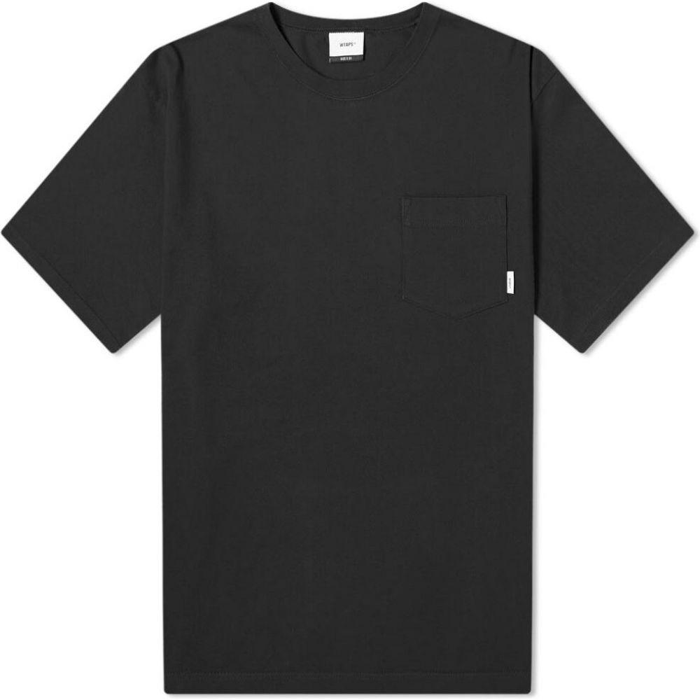 トップス, Tシャツ・カットソー  WTAPS T blank teeBlack