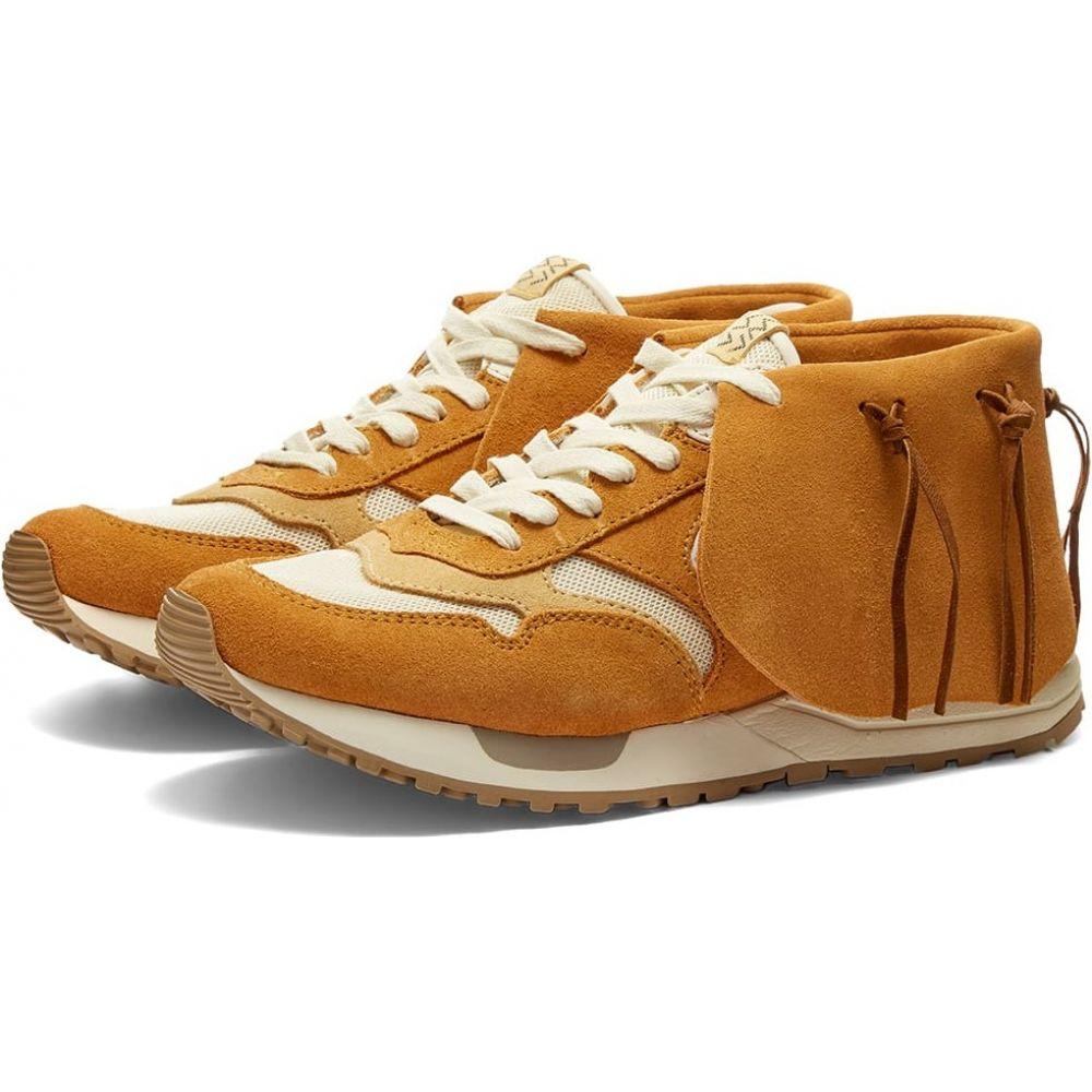メンズ靴, スニーカー  Visvim roland lhamo joggerLight Brown