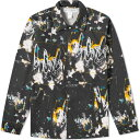 コム デ ギャルソン Comme des Garcons SHIRT メンズ ジャケット コーチジャケット アウター【Futura Print A Coach Jacket】Black