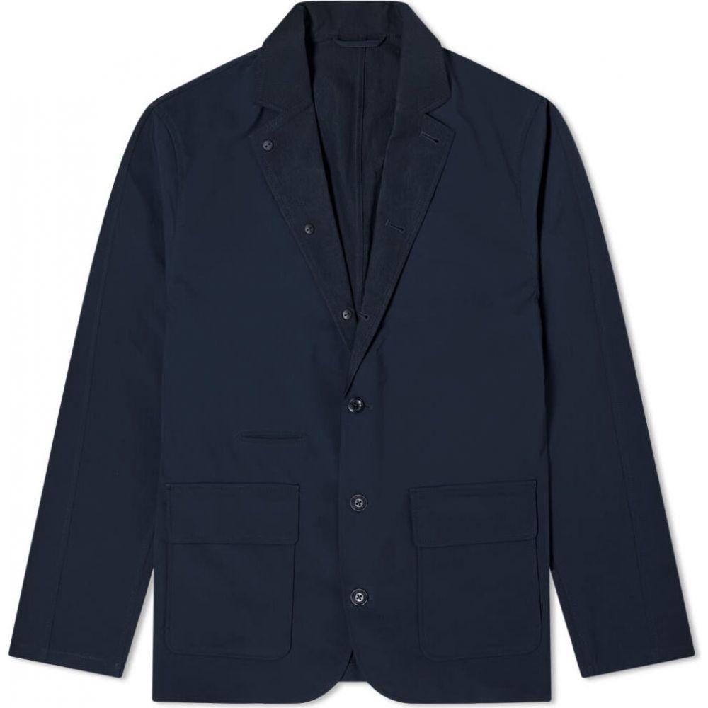 メンズファッション, コート・ジャケット  Nanamica Alphadry Club JacketDark Navy