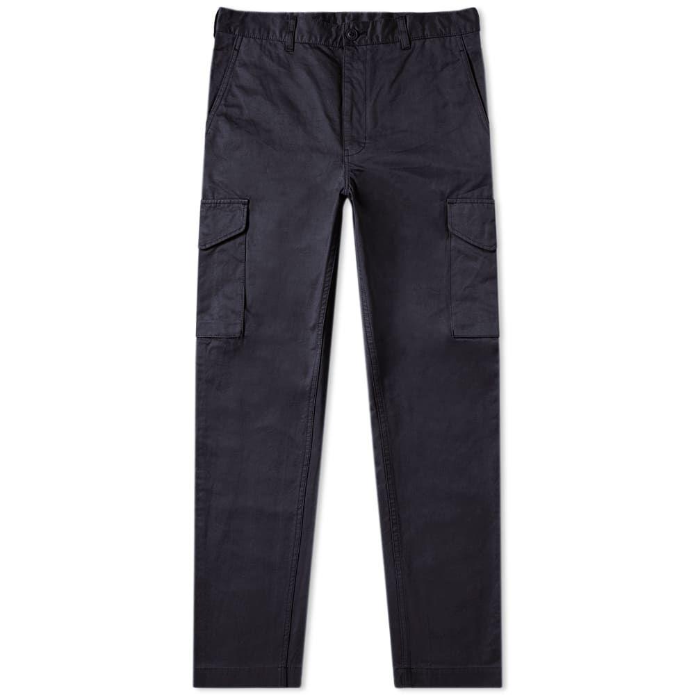 メンズファッション, ズボン・パンツ  Comme des Garcons Homme garment dyed cargo pantNavy