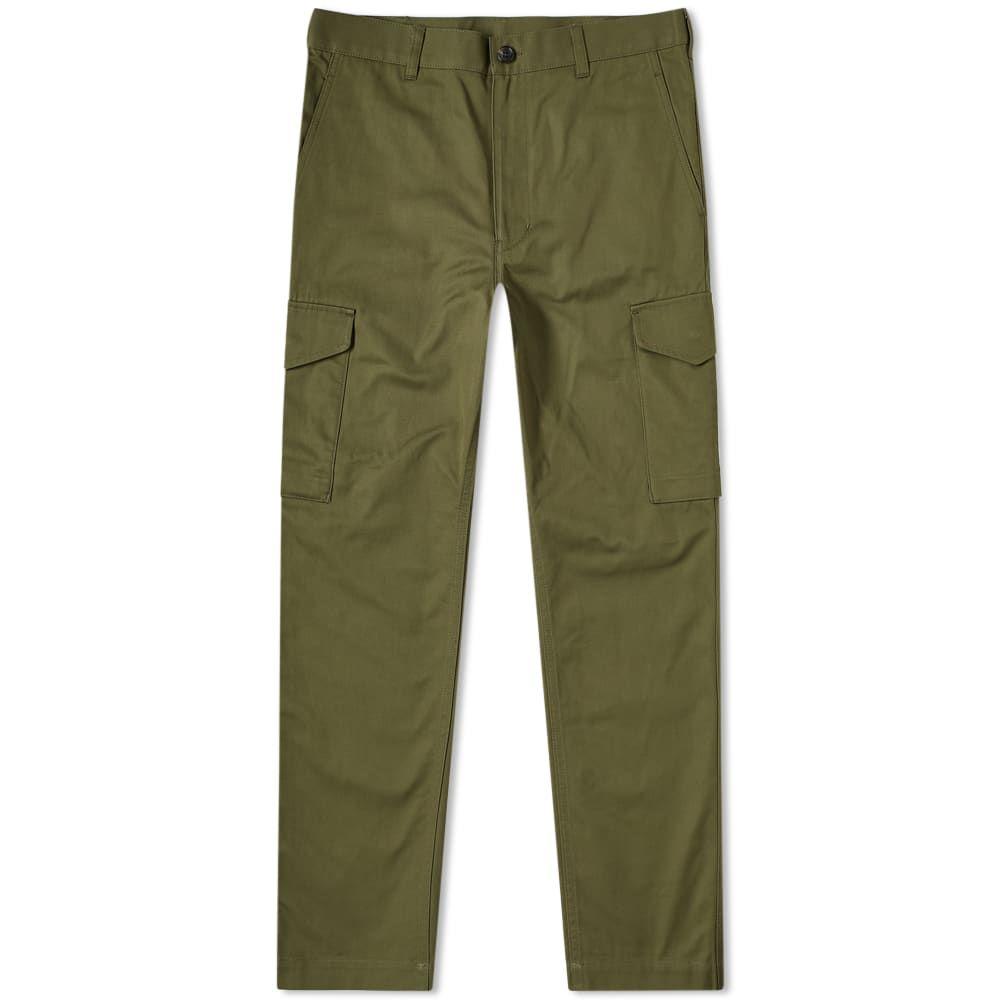メンズファッション, ズボン・パンツ  Comme des Garcons Homme military cargo pantKhaki
