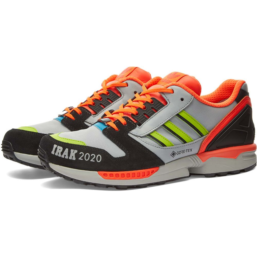 メンズ靴, スニーカー  Adidas Consortium Adidas x IRAK A-ZX ZX 8000Shock Red