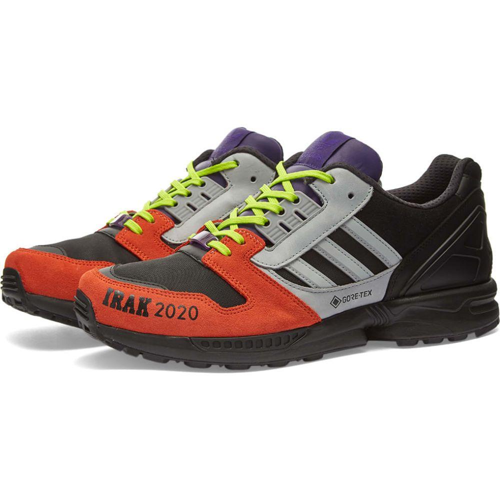 メンズ靴, スニーカー  Adidas Consortium Adidas x IRAK A-ZX ZX 8000Core Black