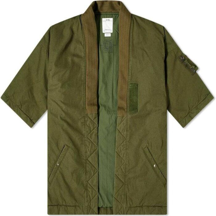 ビズビム Visvim メンズ ジャケット アウター【sanjuro kimono jacket】Olive