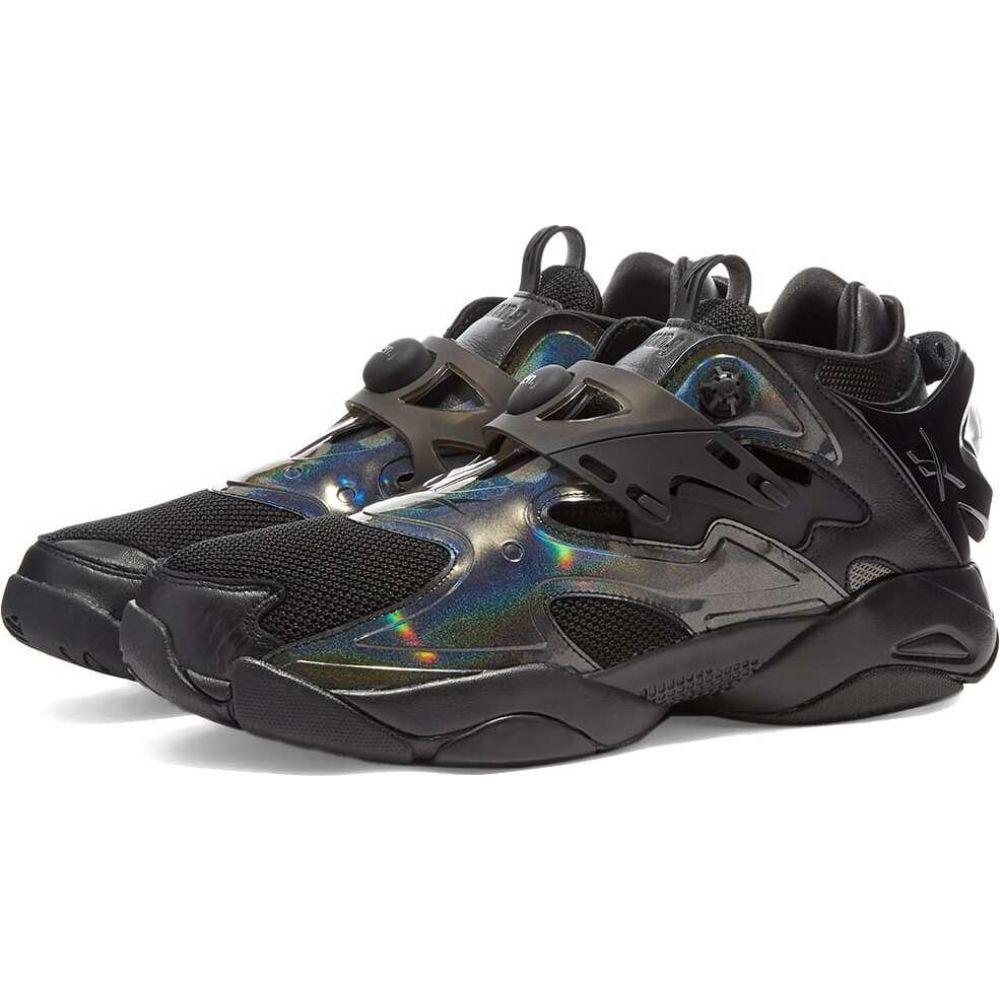 メンズ靴, スニーカー  Reebok x Juun J PumpcourtBlackCold Grey