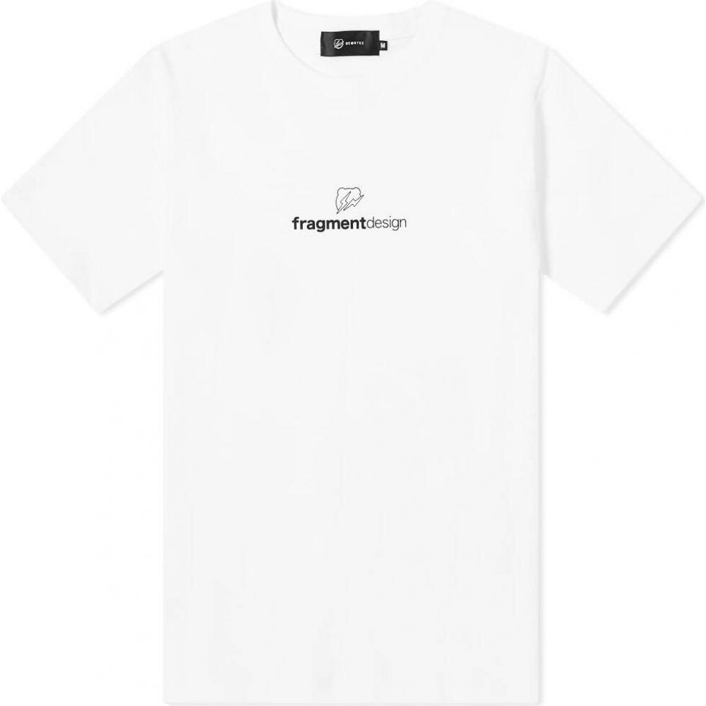 トップス, Tシャツ・カットソー  Medicom T T fragment x berbrick logo teeWhite