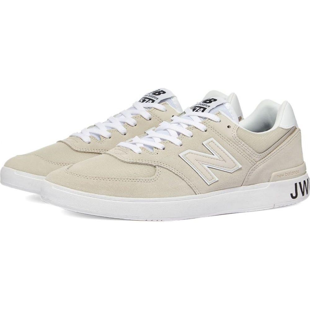 メンズ靴, スニーカー  Junya Watanabe MAN X New Balance AM574Beige